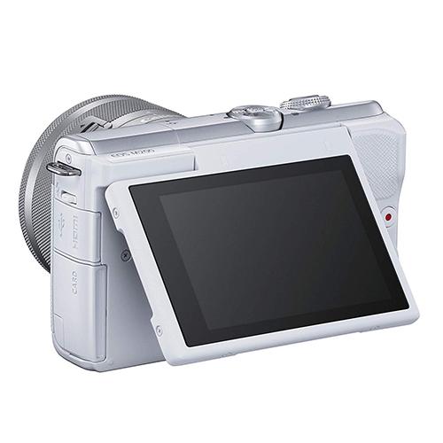 Canon EOS M200 back