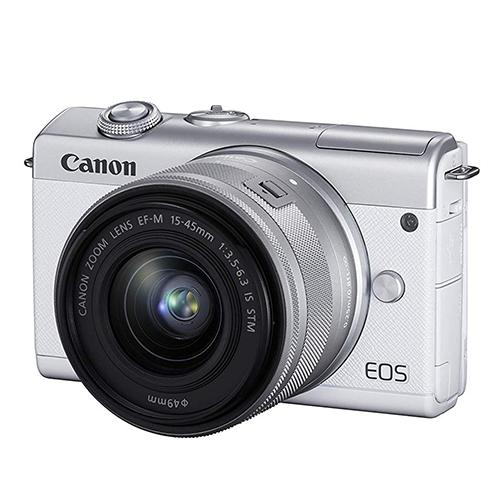 Canon EOS M200 bianco