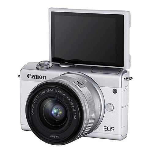 Canon EOS M200 selfie
