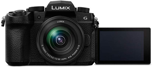Panasonic lumix G90 display