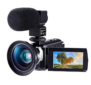 CofunKool Videocamera 4K