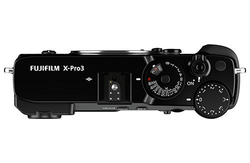 Fujifilm X-Pro3 controlli