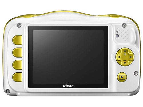 Nikon Coolpix W150 Display