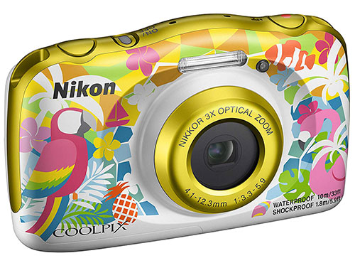 Nikon Coolpix W150 Grip