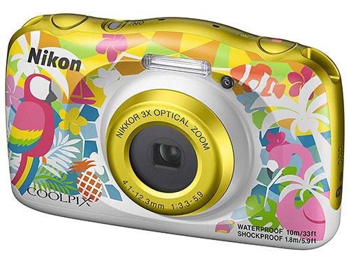 Nikon Coolpix W150 obiettivo