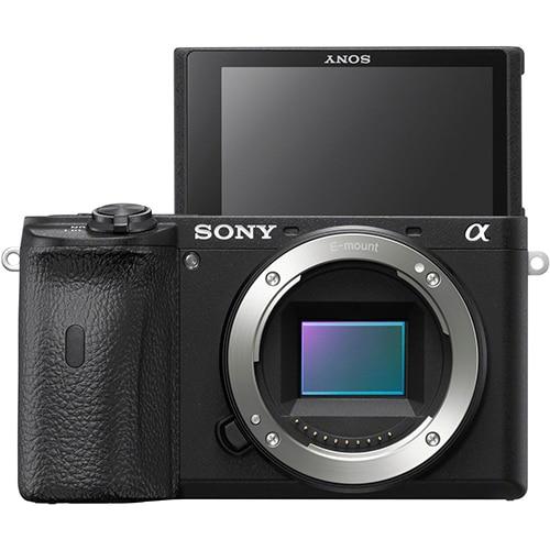 Sony A6600 selfie