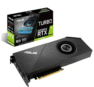 ASUS Turbo GeForce RTX 2070 SUPER EVO