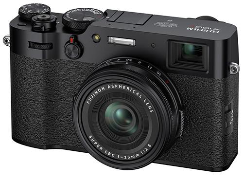 Fujifilm X100V obiettivo