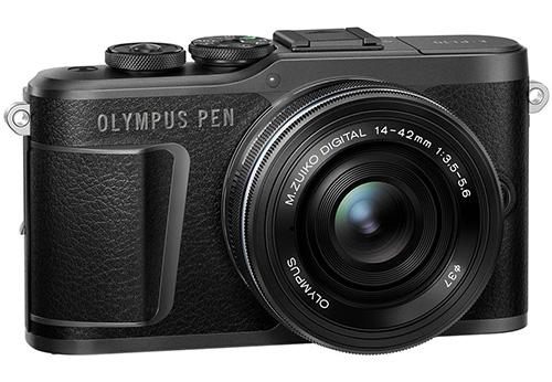 Olympus PEN E-PL10 obiettivo
