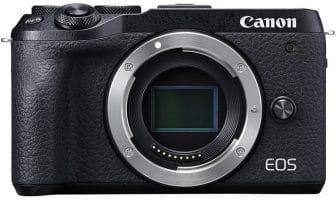 Canon M6 mark II Recensione