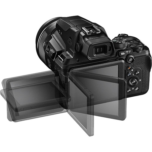 Nikon Coolpix P950 display