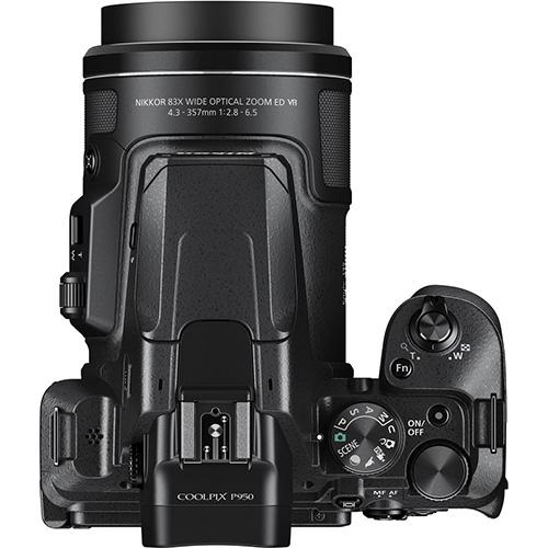 Nikon Coolpix P950 ghiere