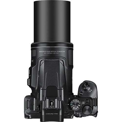 Nikon Coolpix P950 zoom
