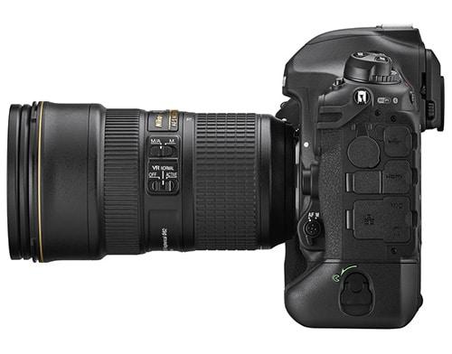 Nikon D6 connessioni