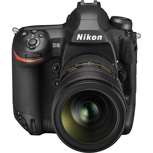 Nikon D6 fronte