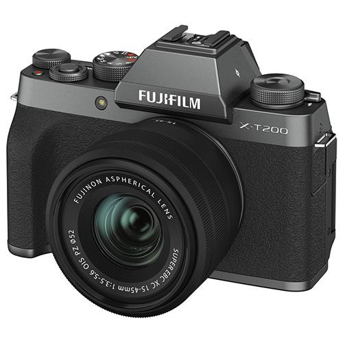 Fujifilm X-T200 Obiettivo