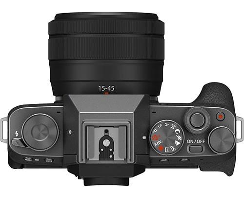 Fujifilm X-T200 controlli
