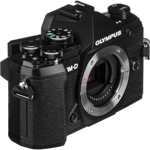 Olympus OM-D E-M5 Mark III grip