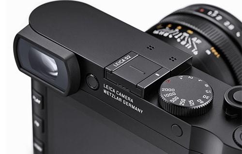 Leica Q2 mirino