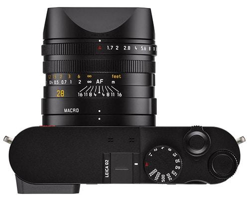 Leica Q2 obiettivo
