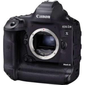 Canon EOS 1DX Mark III