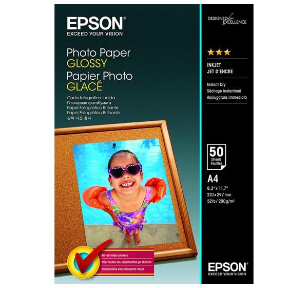 Epson Ultra Premium Photo Paper Glossy A4