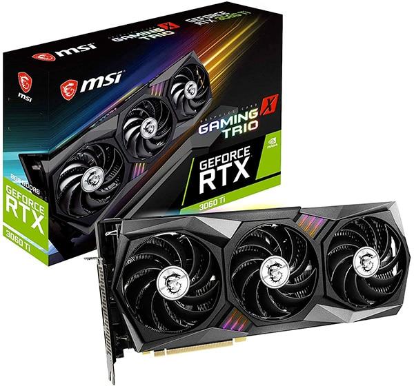 MSI GeForce RTX 3060 Ti
