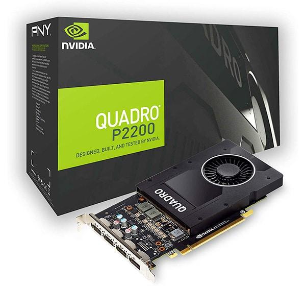 PNY Quadro P2200