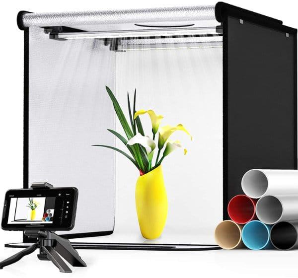 Samtian Tenda Studio Light Box Kit