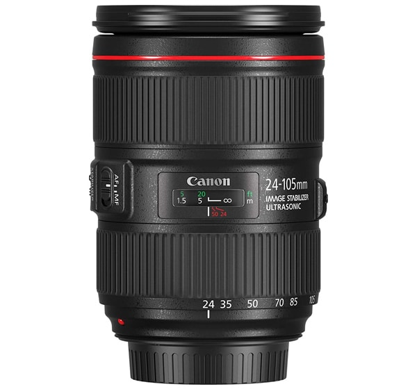 Canon EF 24-105 mm f4L IS II USM