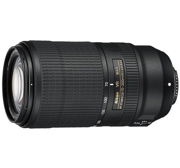 Nikon AF-P 70-300mm f4.5-5.6E ED VR
