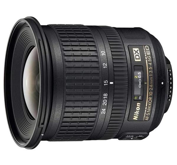 Nikon AF-S DX 10-24mm f3.5-4.5G