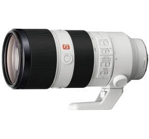 Sony FE 70-200mm f2.8 G Master